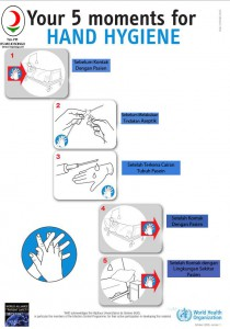 5 moment hand higiene versi MJ9 copy